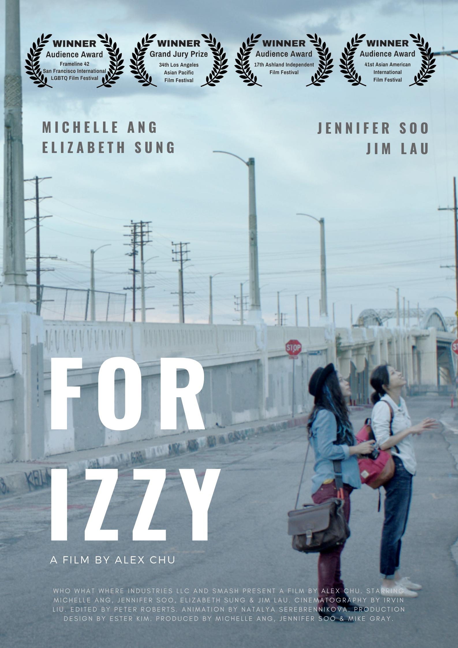 For Izzy digital poster (new laurels)